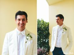 Julia and Byron's Wonderful Whale Beach Wedding Groom Attire, Whale, Celebrities, Beach, Photography, Wedding, Fotografie, Mariage, Photograph