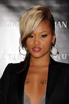 Pictures of Hairstyles for Women with relaxed hair | Short Hairstyles / Haircuts for Black Women