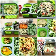 awesome tips & tricks for packing healthy, vegan, highly raw lunches