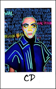 Art Crush: Austyn Weiner x Cara Delevingne -
