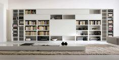 libreria metallo soggiorno - Cerca con Google