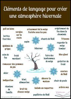 Créer une atmosphère hivernale