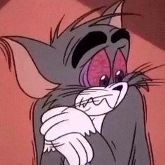 Tom And Jerry Gif, Tom Und Jerry, Tom And Jerry Cartoon, Cartoon Wallpaper Iphone, Cute Cartoon Wallpapers, Animes Wallpapers, Funny Cartoon Memes, Cartoon Icons, Old Cartoons