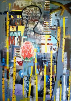Check out Ossa Haddas's submission in the Saatchi Online Showdown art competition! Vote for your favorites. Mixed Media Collage, Collage Art, Art Prints Online, Art Competitions, Medium Art, Contemporary Artists, Amazing Art, Saatchi Art, Street Art