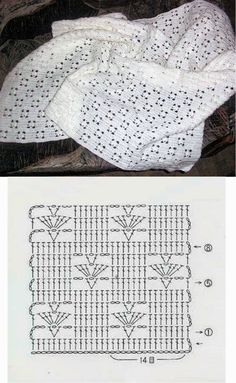 Crochet Shawl Diagram, Filet Crochet Charts, Crochet Cross, Crochet Motif, Crochet Lace, Crochet Stitches Patterns, Crochet Projects, Knitting, Toque