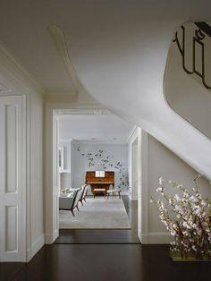 Luxury Home Interior Design - Park Avenue Apartment,luxury family home, neutral palette interior