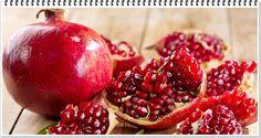 http://de.wikipedia.org/wiki/Granatapfel Der Granatapfel ist eine klassische Frucht aus warmen Ländern, die auch hierzulande immer häufiger angeboten wird.  Die kleinen, saftigen Samenmäntel im Innern der kugeligen Früchte schmecken süß und aromatisch und sind ein erfreulicher Anblick in Obstsalaten und anderen Speisen.