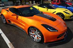 Chevrolet – One Stop Classic Car News & Tips Corvette Zr1, Chevrolet Corvette, Cool Sports Cars, Cool Cars, Lux Cars, Car Photos, Custom Cars, Dream Cars, Super Cars