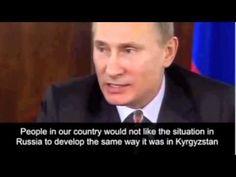 Putin on Hillary Clinton.
