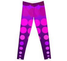 lifecycleprints is an independent artist creating amazing designs for great products such as t-shirts, stickers, posters, and phone cases. Purple Leggings, Pink Purple, Madness, Custom Design, Polka Dots, Pants, Shirts, Shopping, Fashion