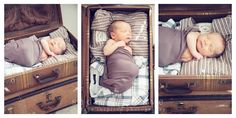 I want a baby in a suitcase! #photography