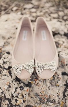 Flats and Bows! Sneaker Boots, Shoes Sneakers, Shoes Heels, Pumps, Flat Shoes, Bridesmaid Flats, Bride Flats, Shoe Palace, Comfortable Flats