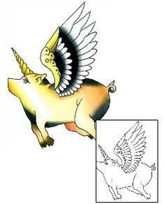 Traditional Tattoos LGF-00374 Created by Levi Greenacres