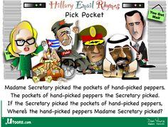 Madame Secretary picked . . .