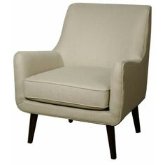 Zoe Chair - Sand: 30 x 34.5 x 35 -18.5- Rent: $55; Buy: $314: One in stock