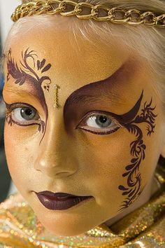 Follies Face Painting