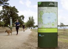 The Totem is ideal for pedestrian-scale projects and is particularly popular with councils for use in parks and gardens. Facility Management, Wayfinding Signage, Public Spaces, Pedestrian, Public Transport, Schools, Parks, Walking, Indoor