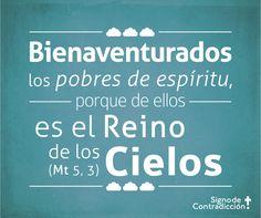 Bienaventuranzas -!- by Signo de Contradicción , via Behance
