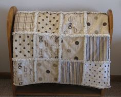 All Flannel Rag Quilt