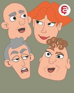 2D Actor - Head - Reallusion Marketplace Funny People, 2d, Disney Characters, Fictional Characters, Actors, Disney Princess, Fantasy Characters, Disney Princesses, Disney Princes