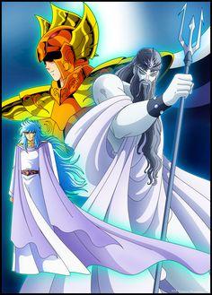 Kanon / Poseidon by Trident-Poseidon