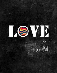 love is wonderful ...so true ♥