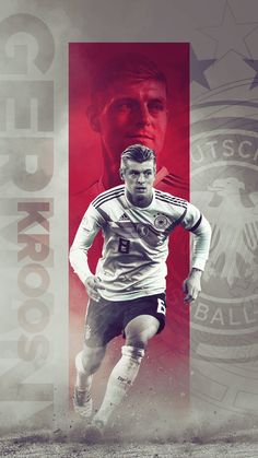 Toni Kroos - World Cup Wallpaper by on DeviantArt Sports Graphic Design, Graphic Design Posters, Graphic Design Inspiration, Sport Design, Messi Poster, Soccer Poster, Camisa Arsenal, Arsenal Fc Players, Neymar Football