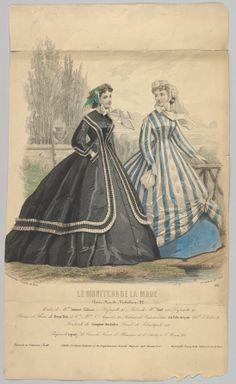 1848 - Le Moniteur de la Mode