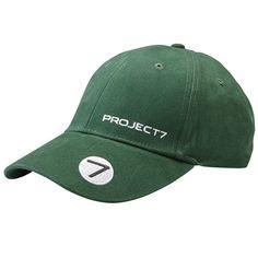 Jaguar Project 7 Cap