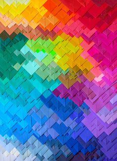 Color Sensation #HelloRainbow