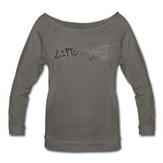 Women's LIFTorQUIT Wideneck 3/4 Sleeve Shirt