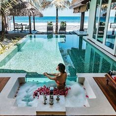 The most detailed travel guide about the Maldives for every budget! Learn everything about the Maldives and plan your the best vacation! Vacation Places, Dream Vacations, Vacation Spots, Vacation Travel, Vacation Trips, Best Honeymoon Places, The Places Youll Go, Places To Visit, Dream Pools