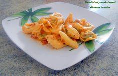 Tortellini coi pomodori secchi