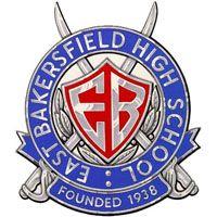 East Bakersfield High School Bakersfield, CA.  The BLADES!