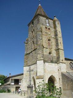 Eglise de Lavardens. Midi-Pyrénées