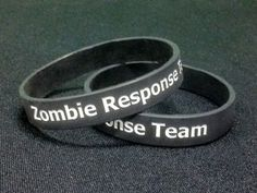 "Could be wedding favors.   Or have ""Heros vs Infected"" teams."