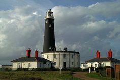 Dungeness Lighthouse Kent England