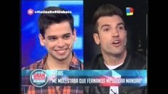 Matias Schrank...Debate final GH 2015