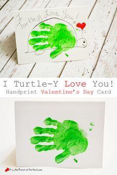 Handprint Turtles