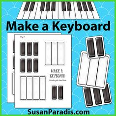 Put together a keyboard puzzle | Free Music Games | Piano Teaching Resources | Piano Lesson Games