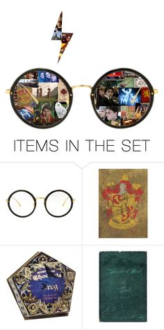 """""""The Boy Who Lived"""" by cocochaneljr on Polyvore featuring art, harrypotter and PottermoreInPolyvoreMagicChallenge"""