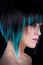 block hair color ideas - Google Search
