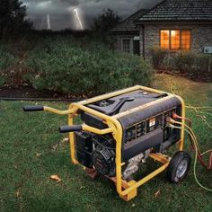 How to Choose a Power Generator - learn the pros and cons of two types of emergency electrical generators to select a generator that will meet your energy needs.