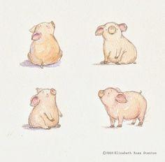 cutest piggies