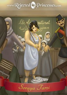 Afghanistan was a progressive and rapidly-modernizing country in large part to the most powerful, empathic, and maligned queen it had ever seen. Rejected Princesses, Empathic, Important People, Inspiring Women, Magic Mouse, One Kings, Women In History, Human Rights, Afghanistan