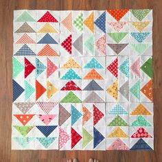 It's time for another episode of Farm Girl Fridays! Today we are talking about my Gingham Block This was . Scrappy Quilts, Easy Quilts, Mini Quilts, Flying Geese Quilt, Bird Quilt, Nancy Zieman, Quilting Projects, Quilting Designs, Quilting Ideas
