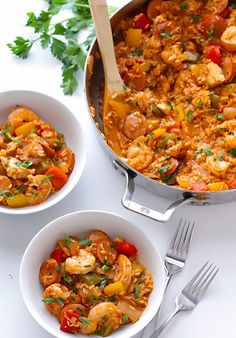 Jambalaya | 19 Soul Food Recipes That Are Almost As Good As Your Mom's