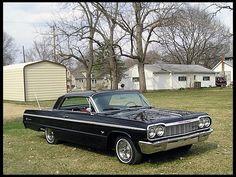 1964 Chevrolet Impala SS  327 CI, Automatic at Mecum Auctions