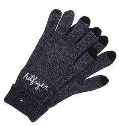 Tommy Hilfiger Guantes Blue guantes tommy Hilfiger Guantes Blue Noe.Moda