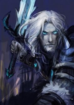 Death Knight Thassarian